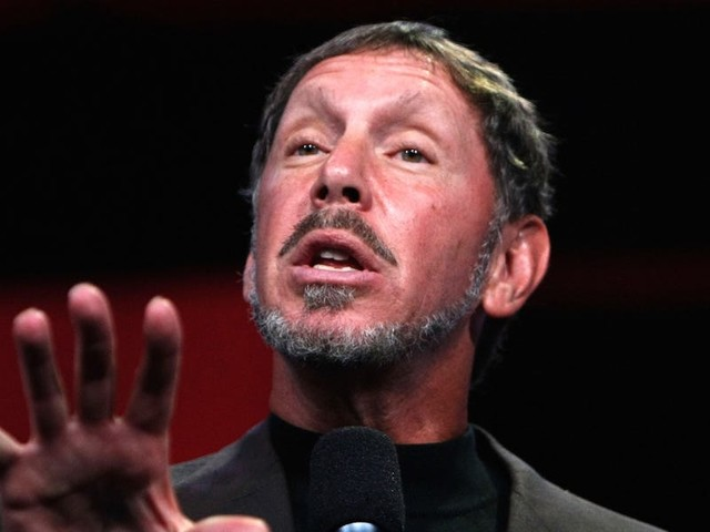 Meet the 5 execs that Larry Ellison and insiders say are on the short list to one day be the CEO of Oracle (ORCL)
