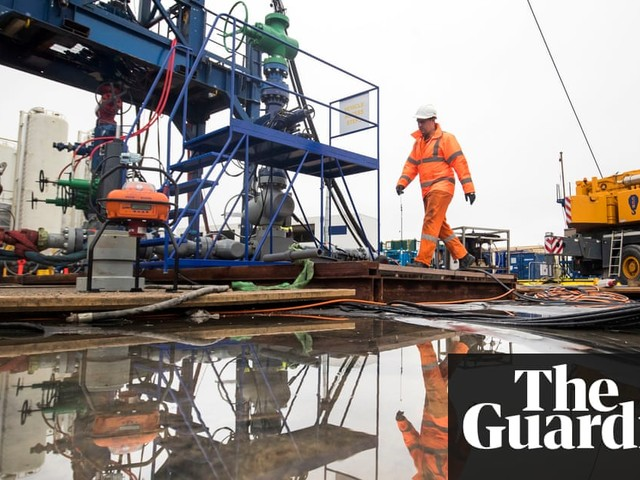 Fracking can restart in UK after last-minute legal bid fails
