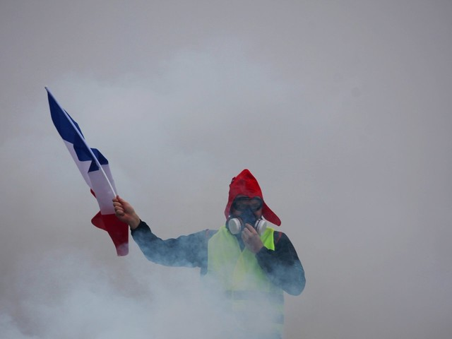 The 'yellow vest' protests may be over, but the damage to France will rumble on