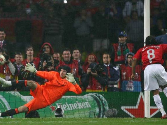 'I thought I was f*****' - Anderson recalls 2008 Champions League final penalty nerves for Man Utd