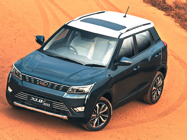 Mahindra XUV300 prices slashed by up to Rs 72,000