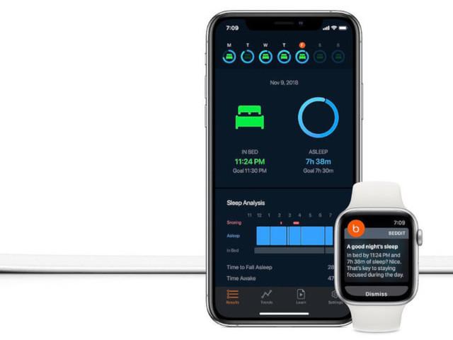 New Beddit sleep monitor released by Apple