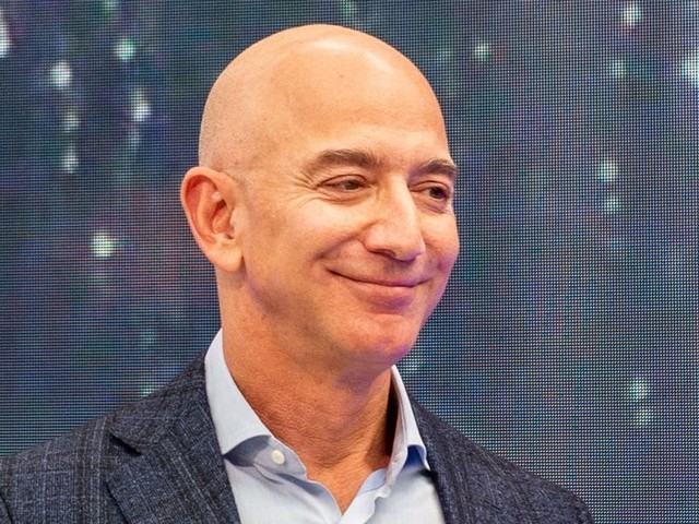 Amazon is opening a new office in New York City. Here are 11 mind-blowing facts that show just how wealthy CEO Jeff Bezos really is.