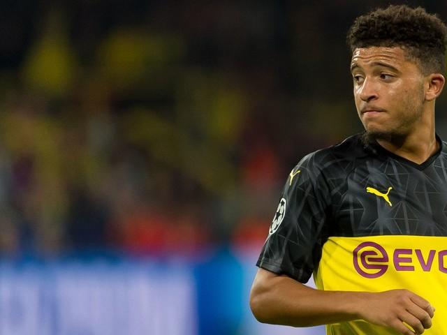 Jadon Sancho speaks out on Borussia Dortmund future amid Man Utd transfer interest