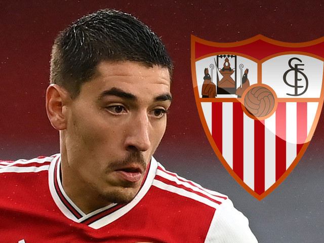 Arsenal star Hector Bellerin wanted in Juventus and Inter Milan transfer but Sevilla lead race for right-back