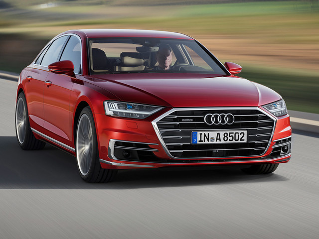 Refreshing or Revolting: 2019 Audi A8