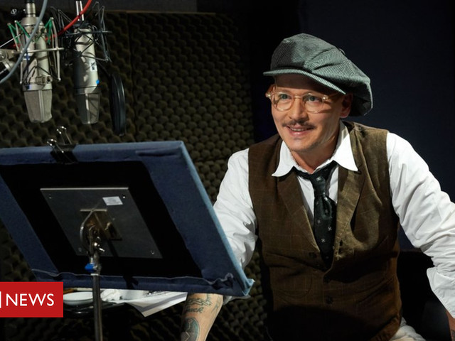 Worst actors? Johnny Depp and Amber Heard among Razzie Award nominees