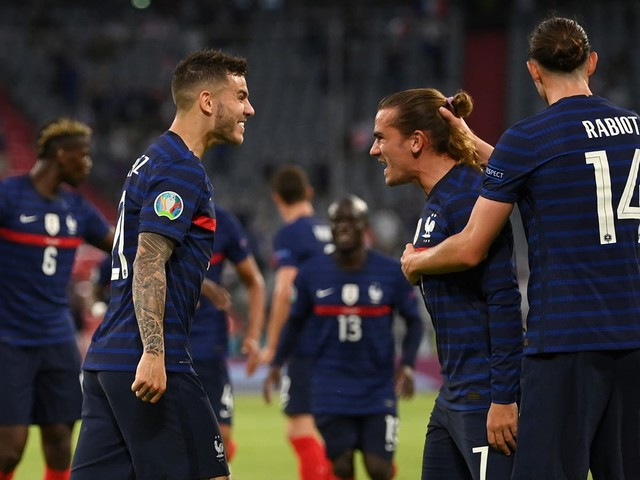 France show champion's class to defeat Germany in Euro 2020 opener
