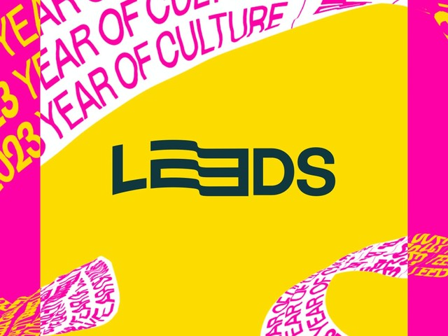 Leeds 2023 Year of Culture unveils new visual identity