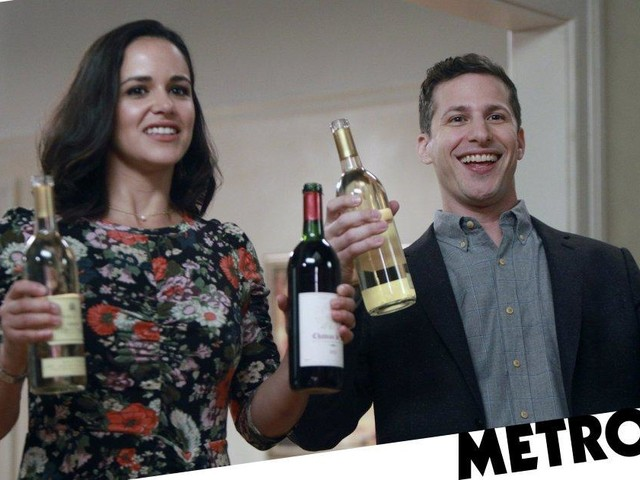 Brooklyn Nine-Nine celebrates smash ratings after move to NBC – and even Mark Hamill is loving it