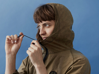Rozi Plain splits into two dimensions in the video for 'Swing Shut' [405 Premiere]