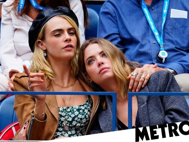 Cara Delevingne says she's 'the luckiest girl in the world' for dating Ashley Benson