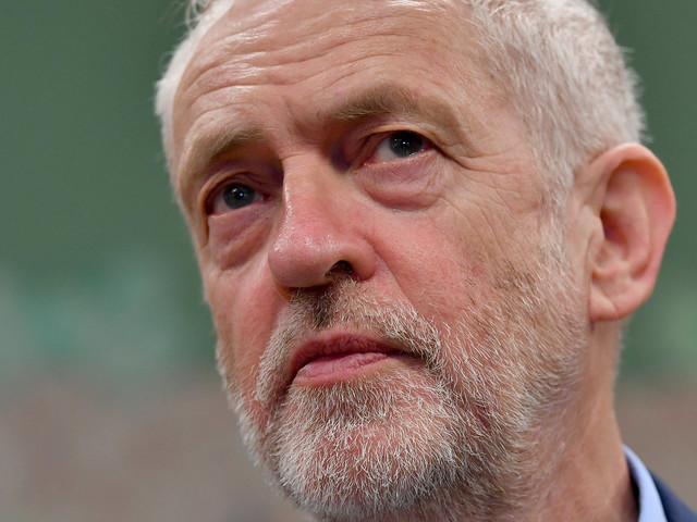 Jeremy Corbyn Condemns US Air Strike On Syria, Saying It Risks 'Escalating' Conflict