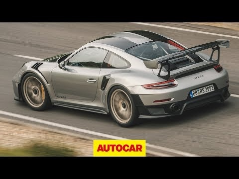 Porsche 911 GT2 RS review | the most powerful 911 ever created
