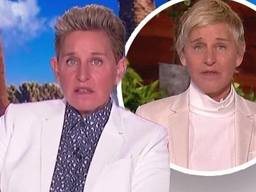 Ellen DeGeneres unveils her drastic new hairstyle