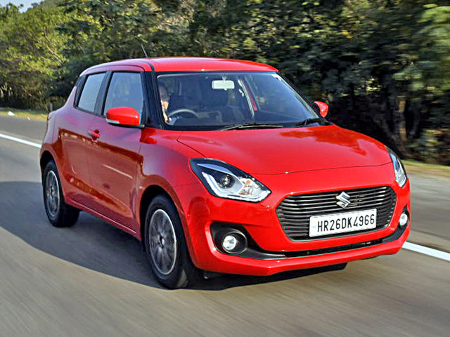 Review: 2018 Maruti Suzuki Swift review, test drive