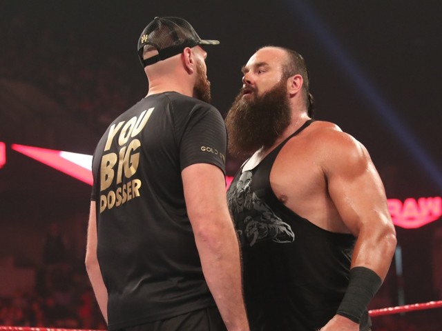 When is Tyson Fury fighting Braun Strowman at WWE Crown Jewel, and will it be on TV in the UK?