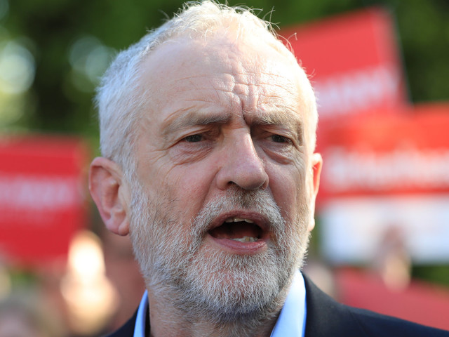 Jeremy Corbyn's 'Values' And 'Patriotism' Under Fire As Labour Suffers Big Losses In Local Elections