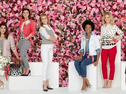Empowering Clothing Collaborations - Talbots Has Partnered with O Magazine for a Special Collection (TrendHunter.com)