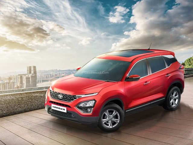 Massive Discounts Being Offered With Tata Harrier In September