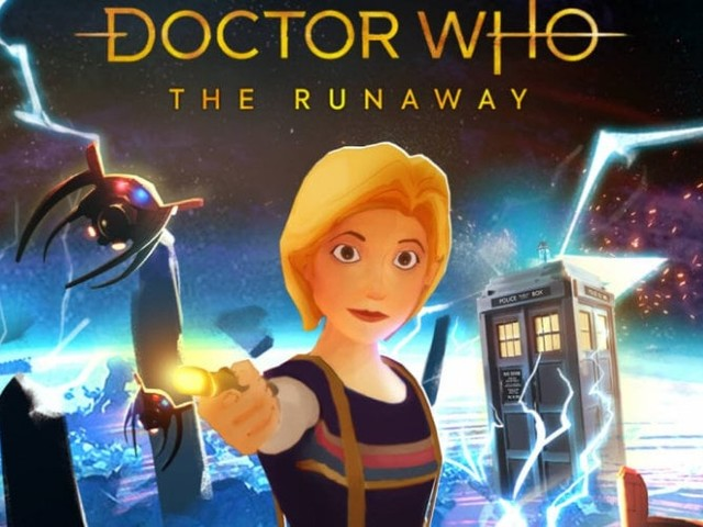 Doctor Who VR adventure released by BBC