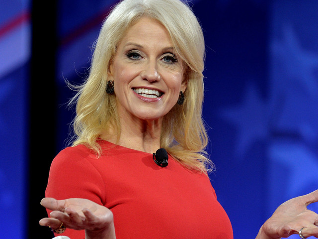 Kellyanne Conway Defends Medicaid Cuts, Says Adults Can Always Find Jobs