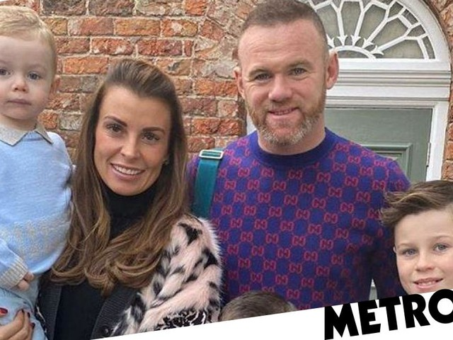 Coleen Rooney celebrates son Cass' second birthday after brushing off Rebekah Vardy drama