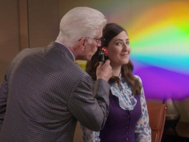 The Stories Behind The Good Place's Best Visual-Effects Gags