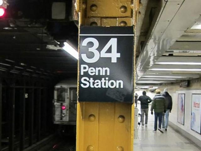 Lost in Penn Station
