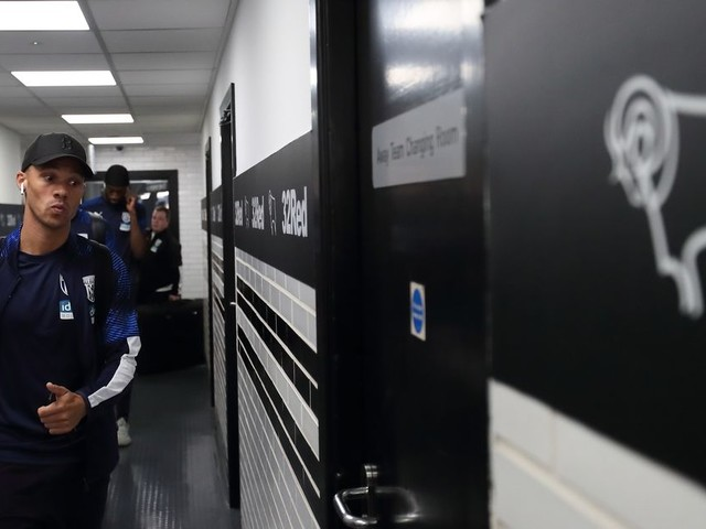 'It's his problem' Kieran Gibbs injury update as West Brom draw with Derby