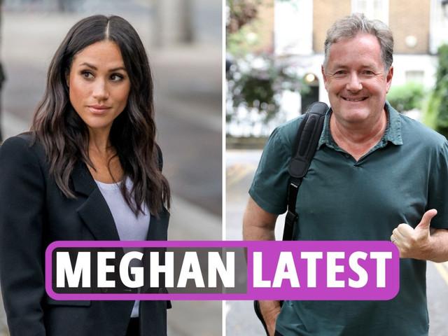 Meghan Markle latest news: Piers Morgan's Ofcom win infuriates Duchess as Meg & Prince Harry set 'to make MOVIE'