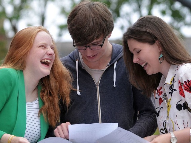 A level results day 2019 LIVE: Pass rates, grade boundaries and UCAS clearing details as pupils find out grades