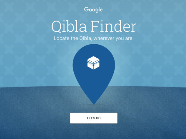Google Launches An App That Helps Muslims Find The Direction To Pray