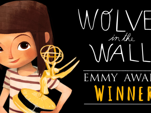 Neil Gaiman VR Experience 'Wolves in the Walls' Wins Primetime Emmy