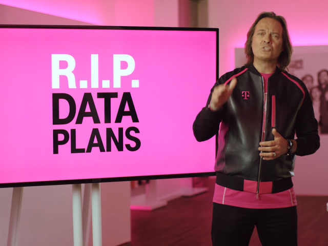 T-Mobile introduces an unlimited talk and text plan with no data