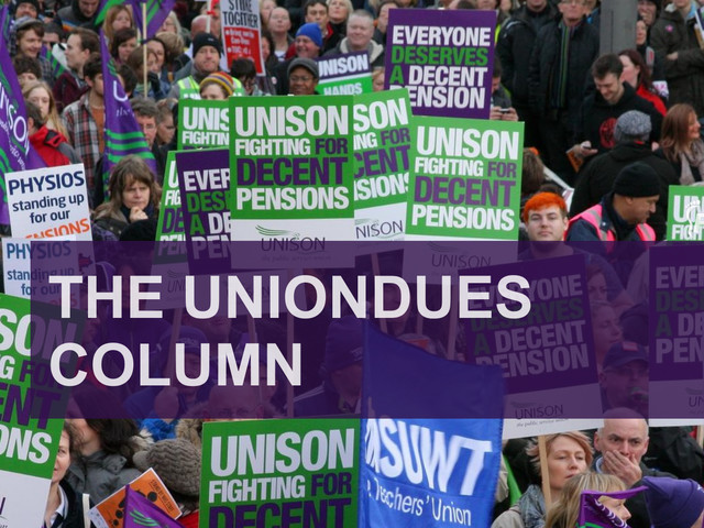 UnionDues: Does the government have a plan for boosting skills in Britain?