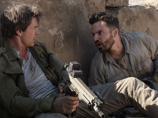 Box Office: Tom Cruise's 'The Mummy' Unwraps $2.7 Million on Thursday