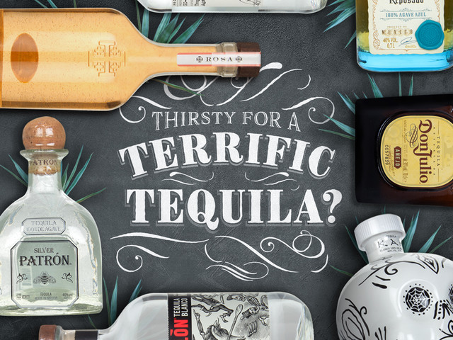 Thirsty for a Terrific Tequila?