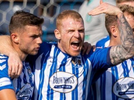 Kilmarnock 1-1 Celtic: Chris Burke penalty holds the champions