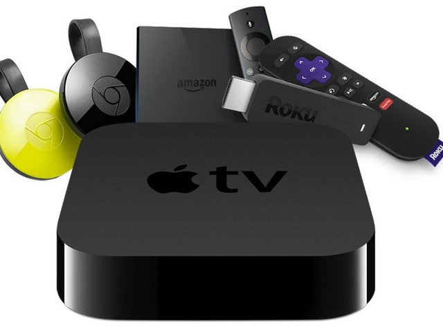Apple TV's Estimated Market Share Declines as Customers Await Highly-Anticipated 4K Model