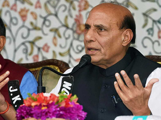 Talks With Pak Meaningless Till It Stops Exporting Terror: Home Minister