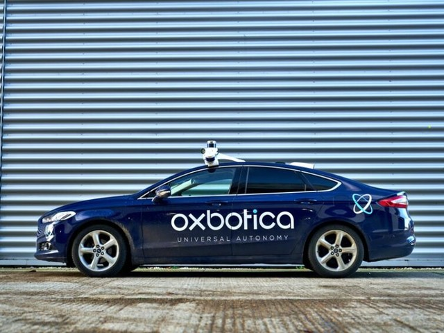 Ocado makes £10M investment to develop autonomous vehicles