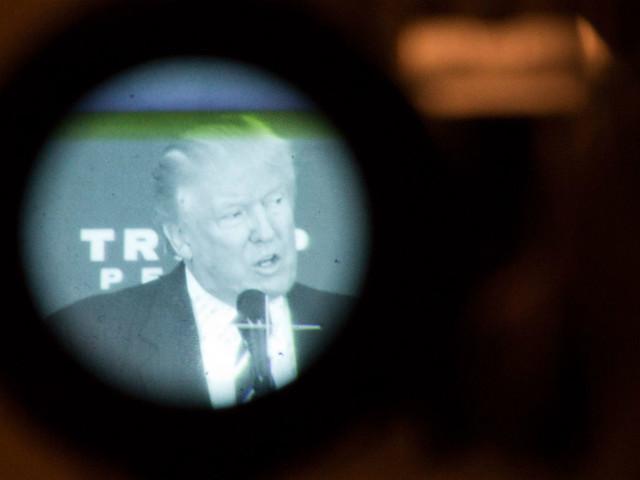 Donald Trump accused of interfering in British politics