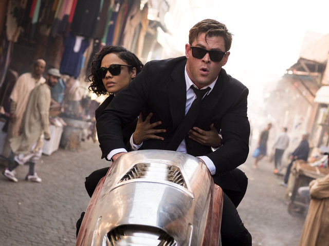 'Men In Black International': New High-Res Images Show Off a Galaxy's Worth of Charisma