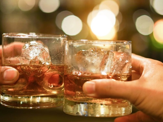 Holiday buzzkill: The Trump administration is weighing new guidelines advising men to cut off at one alcoholic drink a day