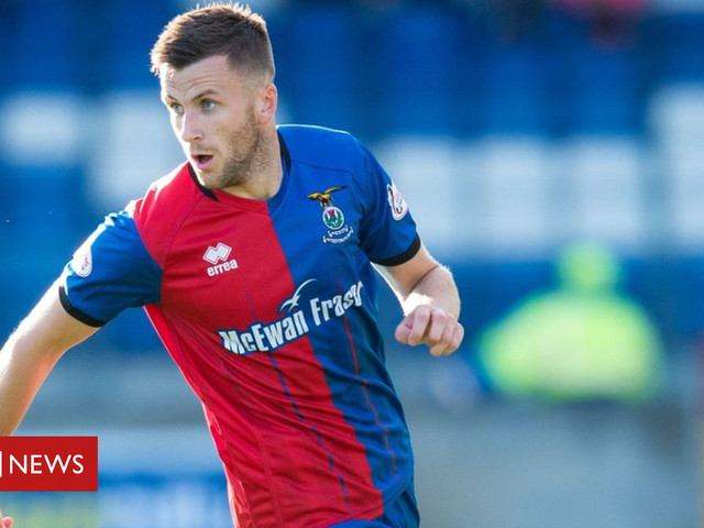 Abuse of Inverness Caley Jags player's family 'a disgrace'