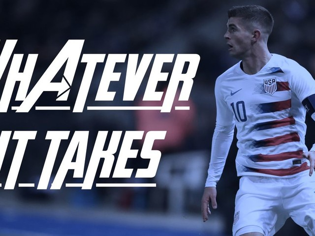 First words, again: Christian Pulisic ready to do ... whatever it takes