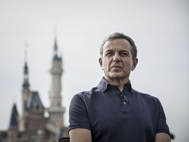 Disney's Bob Iger Resigns From Apple's Board of Directors