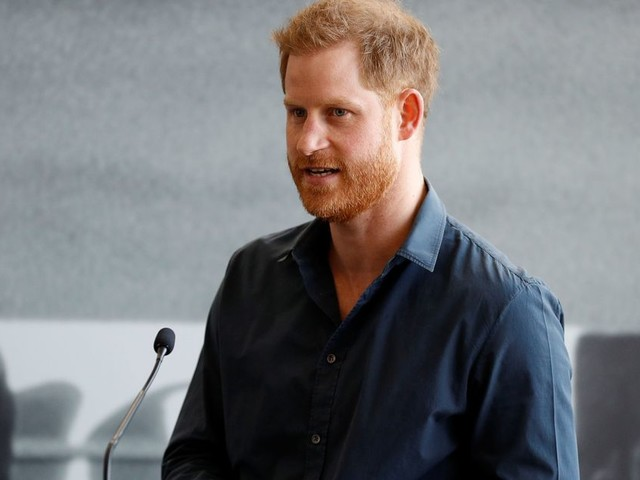 Prince Harry Working On 'Intimate And Heartfelt' Memoir About His Life In The Public Eye