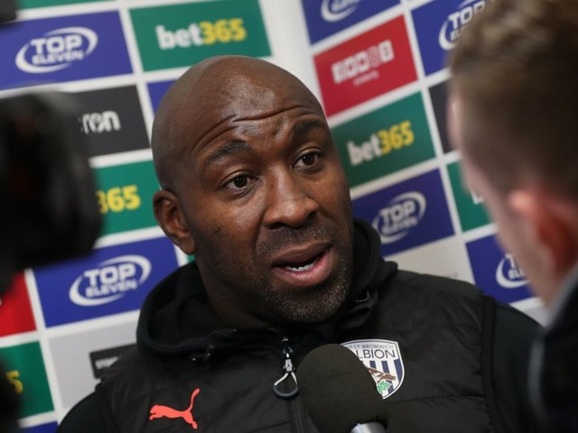 West Brom set for fitness boost as manager speaks out on loanee's future